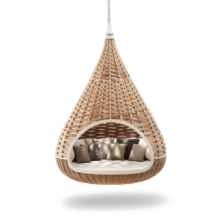 Nest Rest outdoor furniture by Dedon, available in Boston at Showroom
